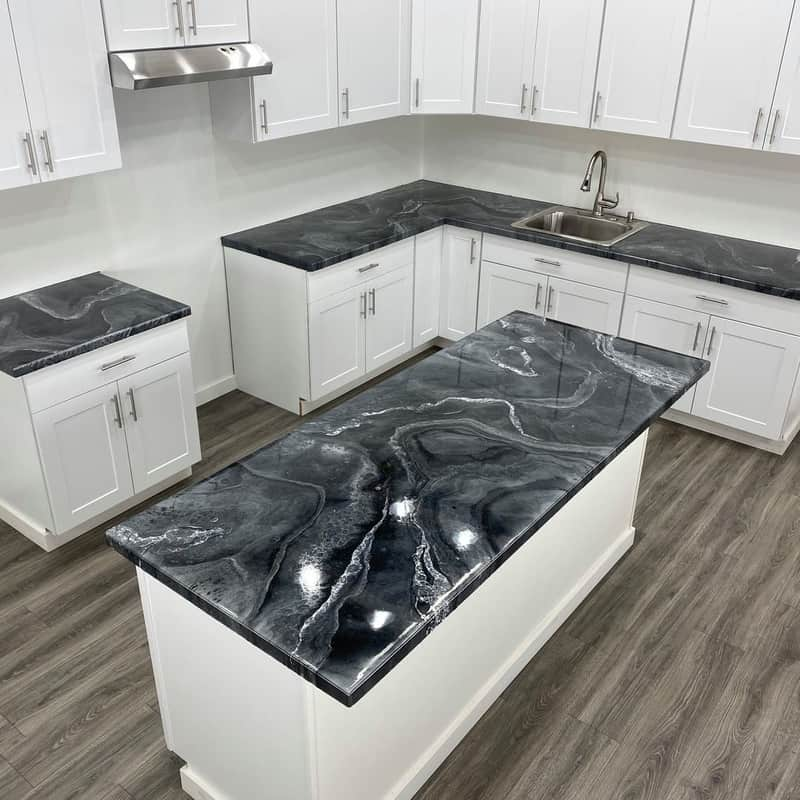 How To Make An Epoxy Countertop: A Step-by-Step Guide